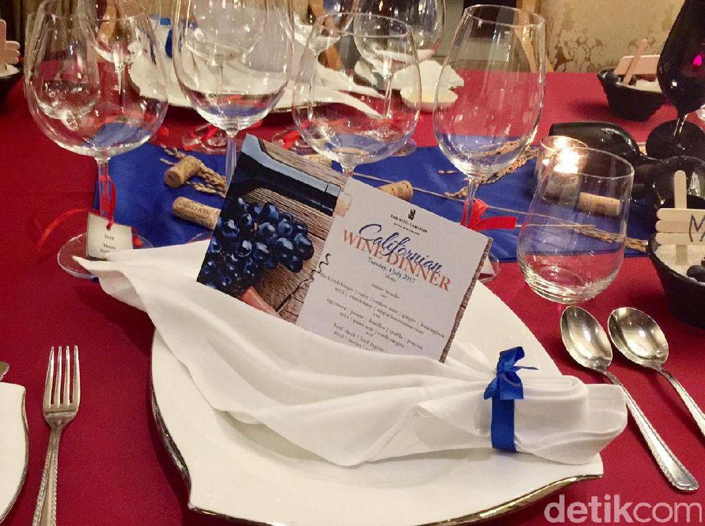 California Wine Dinner Tandai Peringati Kemerdekaan Amerika ke 241