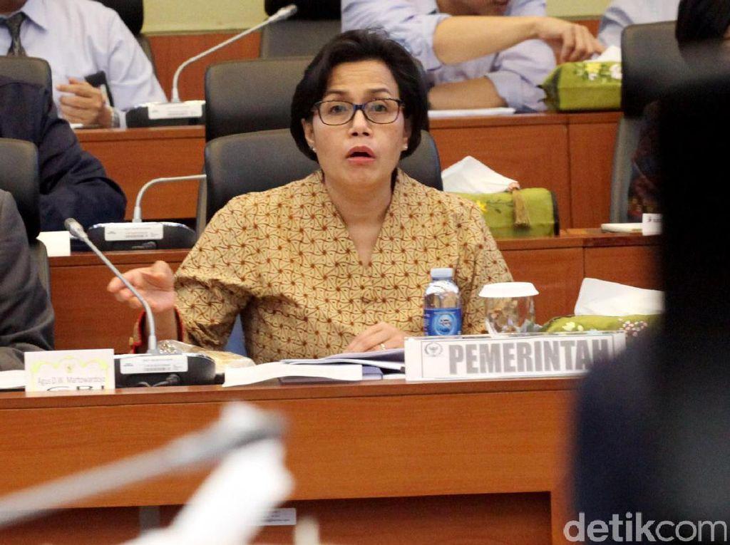 Jawaban Lengkap Sri Mulyani ke DPR Soal Tanggung Jawab APBN 2016
