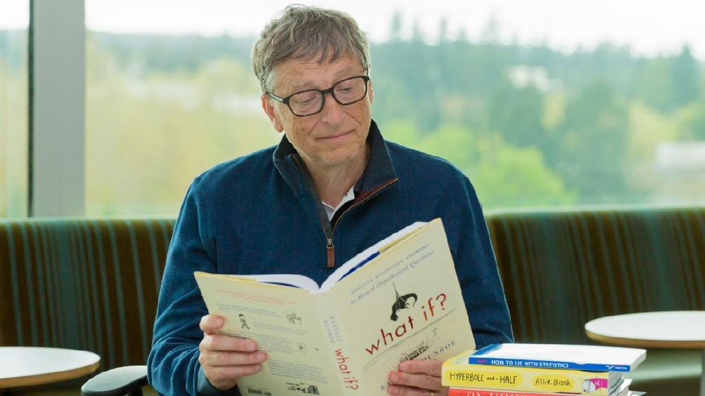 Mega Transfer Neymar Cuma Secuil Kekayaan Bill Gates