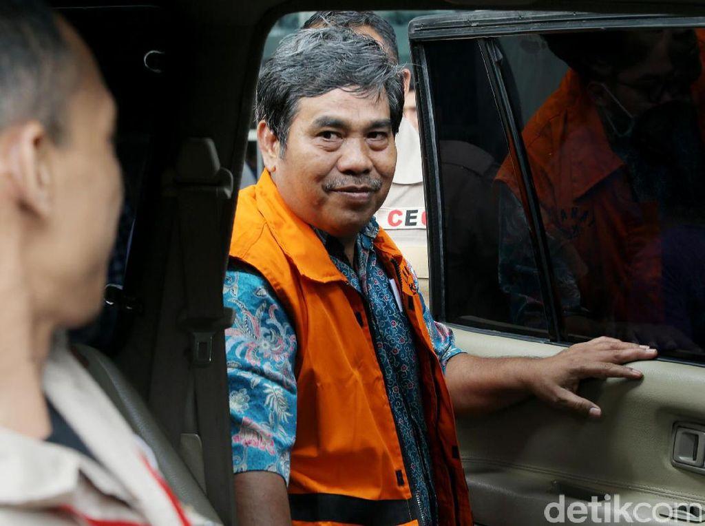 Ketua DPRD Mojokerto Diperiksa KPK
