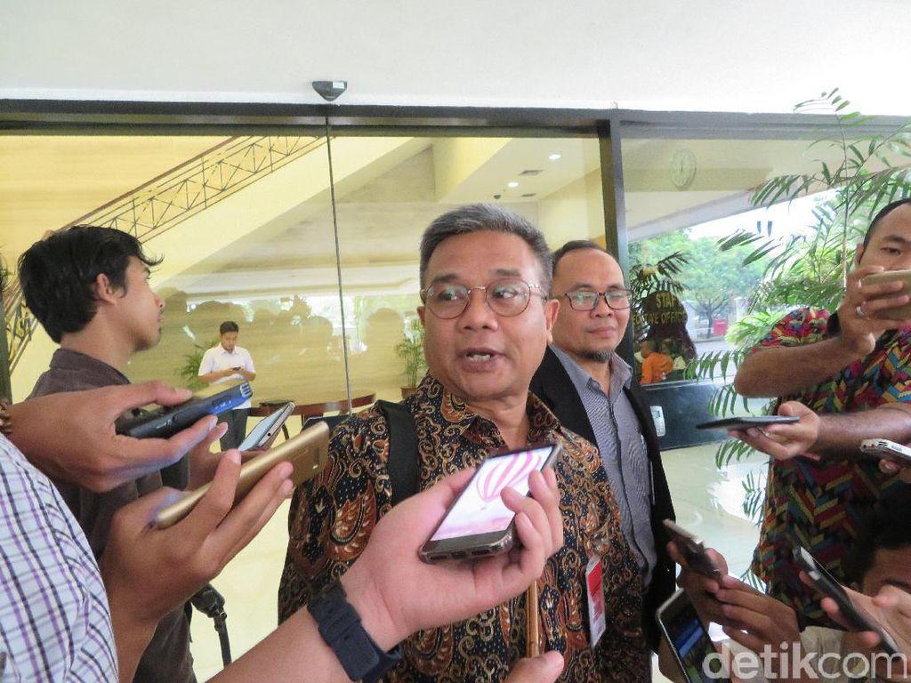 Bertemu KSP, Guru Besar Antikorupsi Bicara soal Penguatan KPK