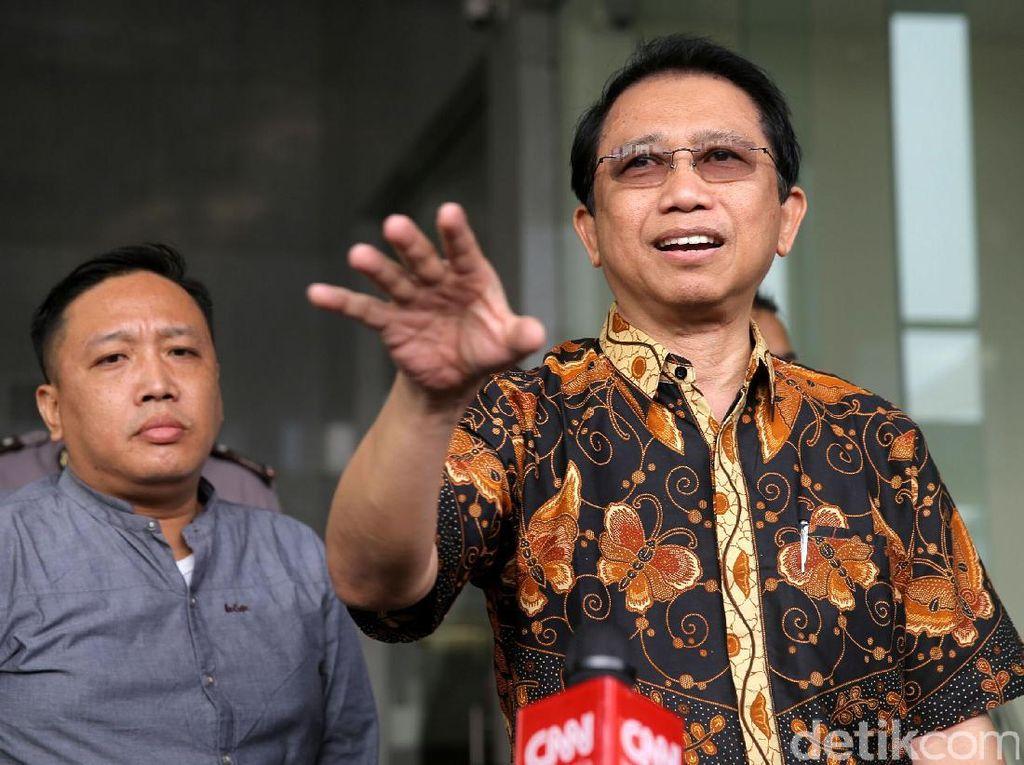 Marzuki Alie Ngaku Pernah Dilobi SBY agar Tak Jadi Caketum PD di KLB Bali