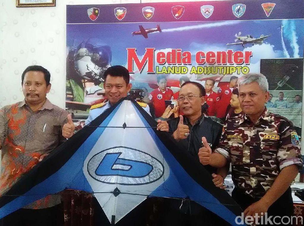 Festival Layang-layang 2017 akan Digelar di Yogyakarta