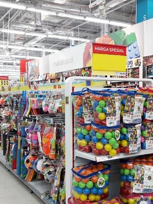 Ceriakan Si Kecil dengan Diskon Mainan di Transmart dan Carrefour