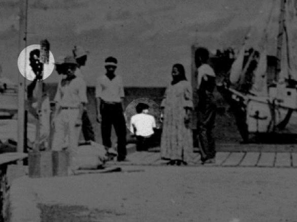 Foto Buram Singkap Misteri Legendaris Hilangnya Pilot Amelia Earhart
