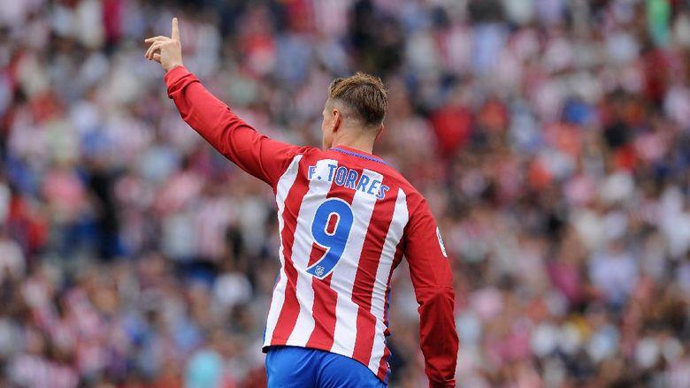 Atletico Tambah Kontrak Torres