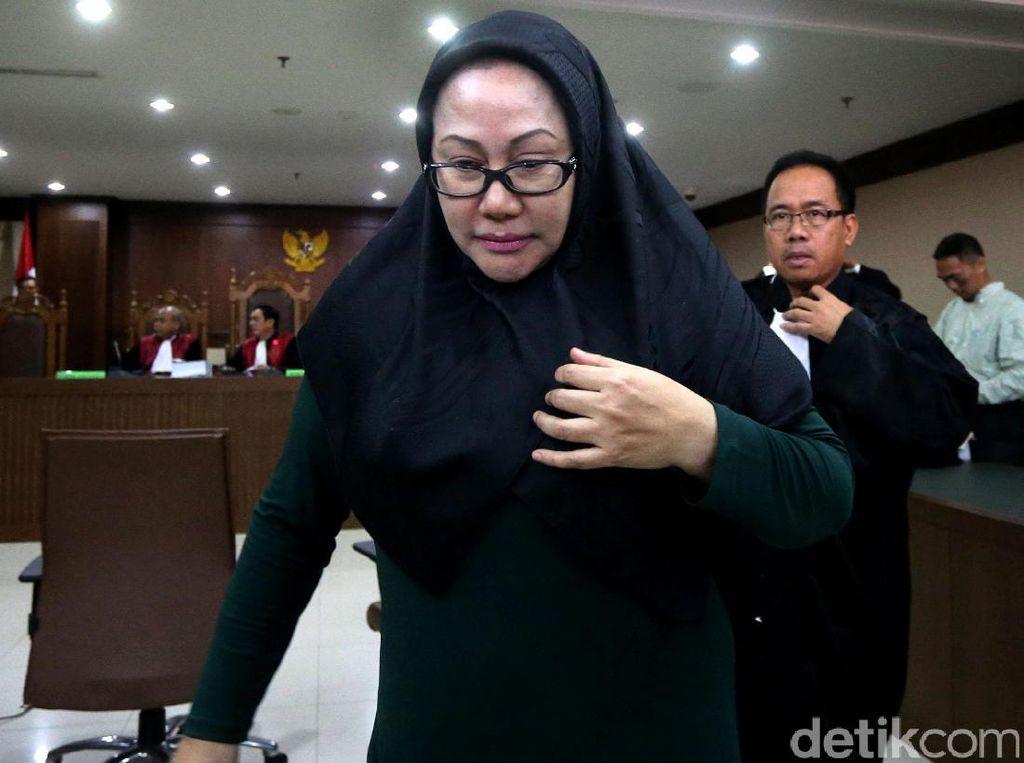 Ratu Atut Hadirkan Ahli Hukum Pidana di Sidang PK Kasus Suap Akil Mochtar