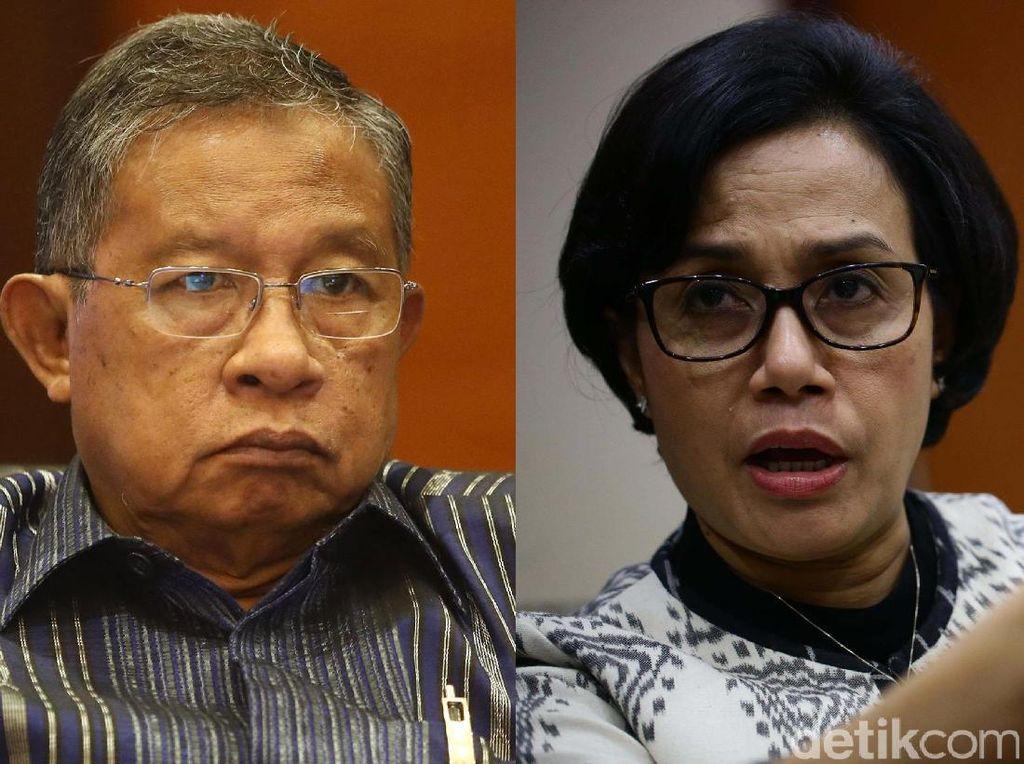 Geger Wiranto Ditusuk, Pengamanan Sri Mulyani dan Darmin Diperketat