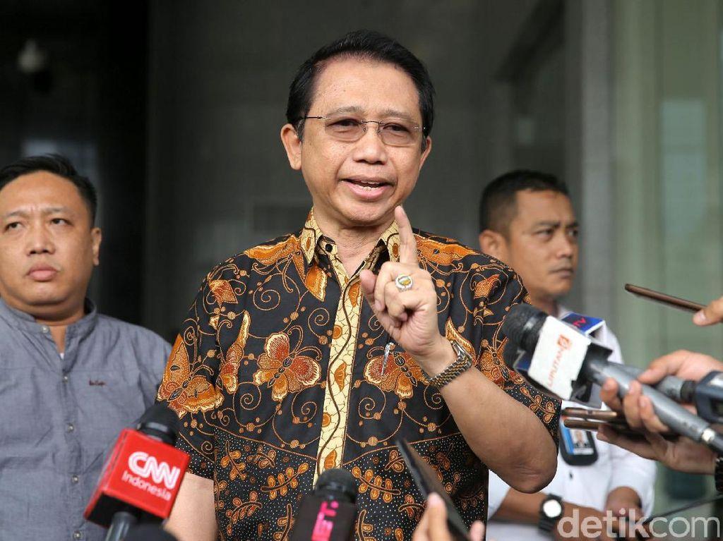 Marzuki Alie Sindir PD: Kita Terbuka bagi yang Mau Jadi Ketum atau Presiden