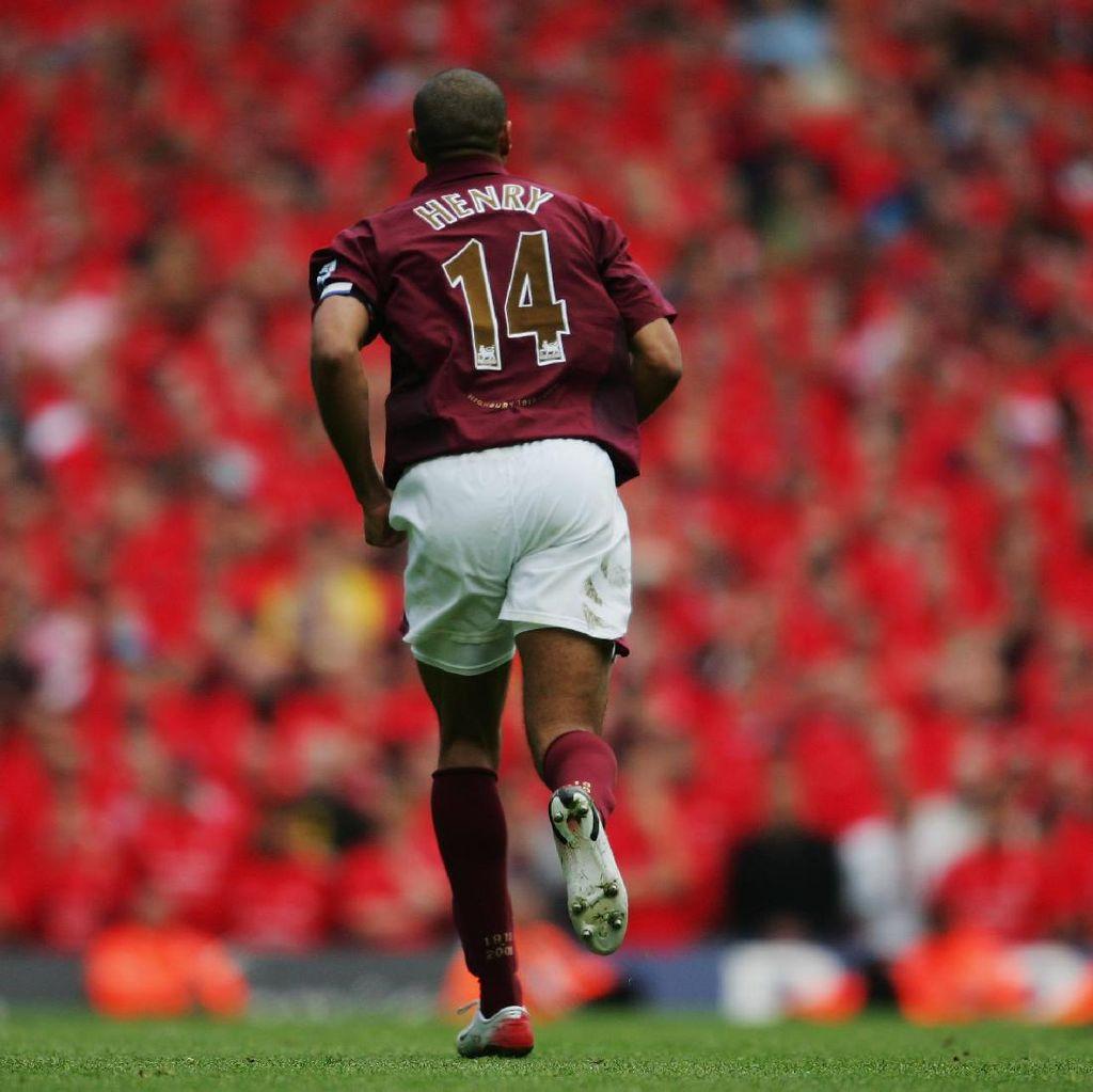 Starting XI Bintang Arsenal yang Dilepas Wenger