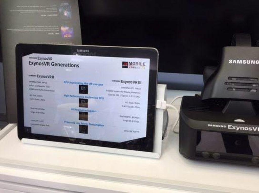 Inikah Samsung Gear VR Standalone?