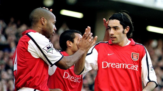 Image result for Thierry Henry dan Robert Pires
