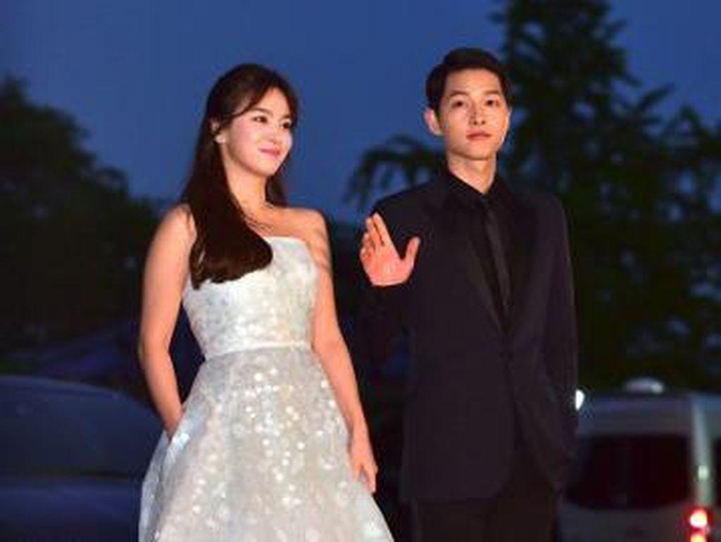 Song Hye Kyo Dilaporkan Tahu Digugat Cerai dari Media, Ini Kata Sumber