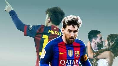 Lionel Messi dari Tahun ke Tahun