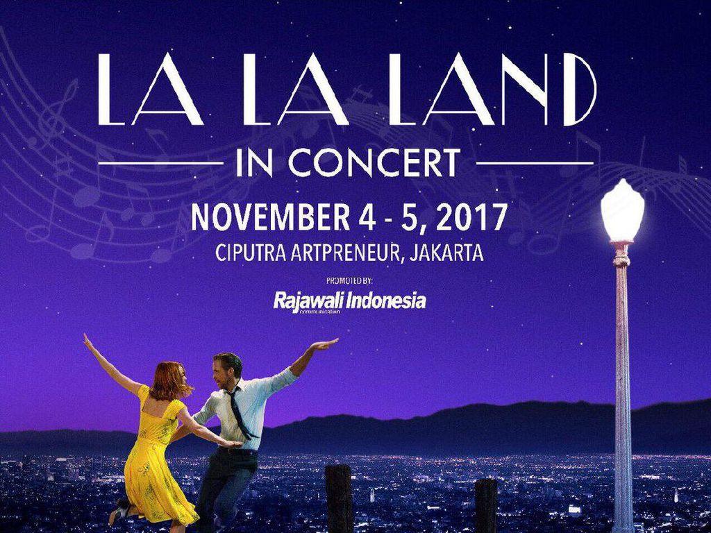 Syahdunya Konser La La Land di Jakarta