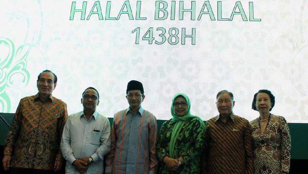 Halal Bihalal Lippo Group