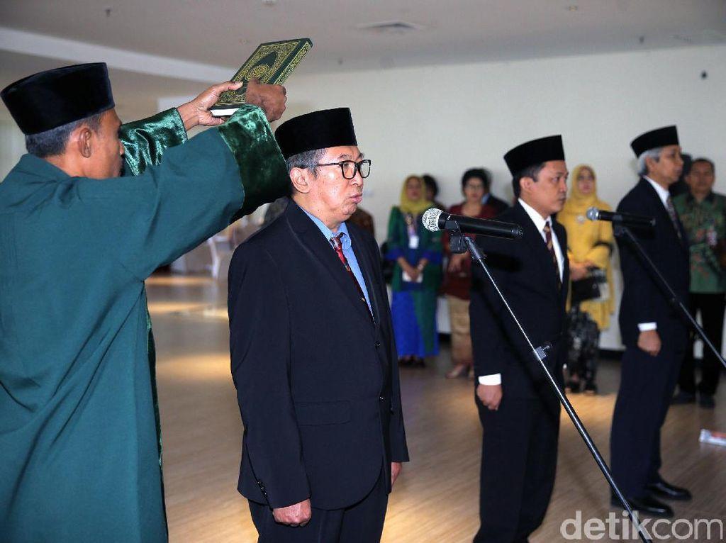 3 Penasehat KPK Disumpah