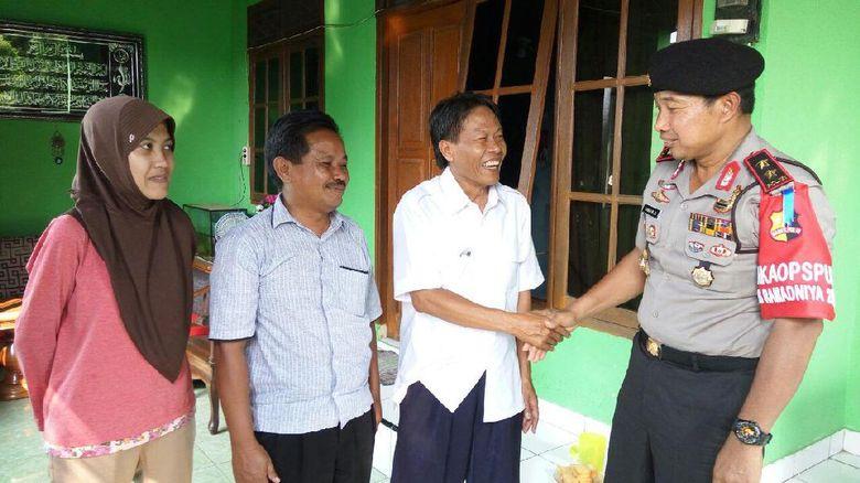 Ini Alasan Jenderal Polisi Silaturahmi ke Rumah Penabrak Mobilnya