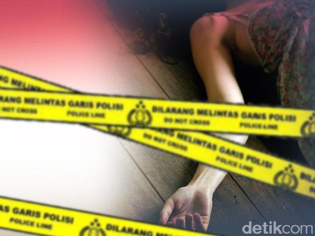 Gadis Garut Dibunuh-Ditancap Bambu Pria Sadis