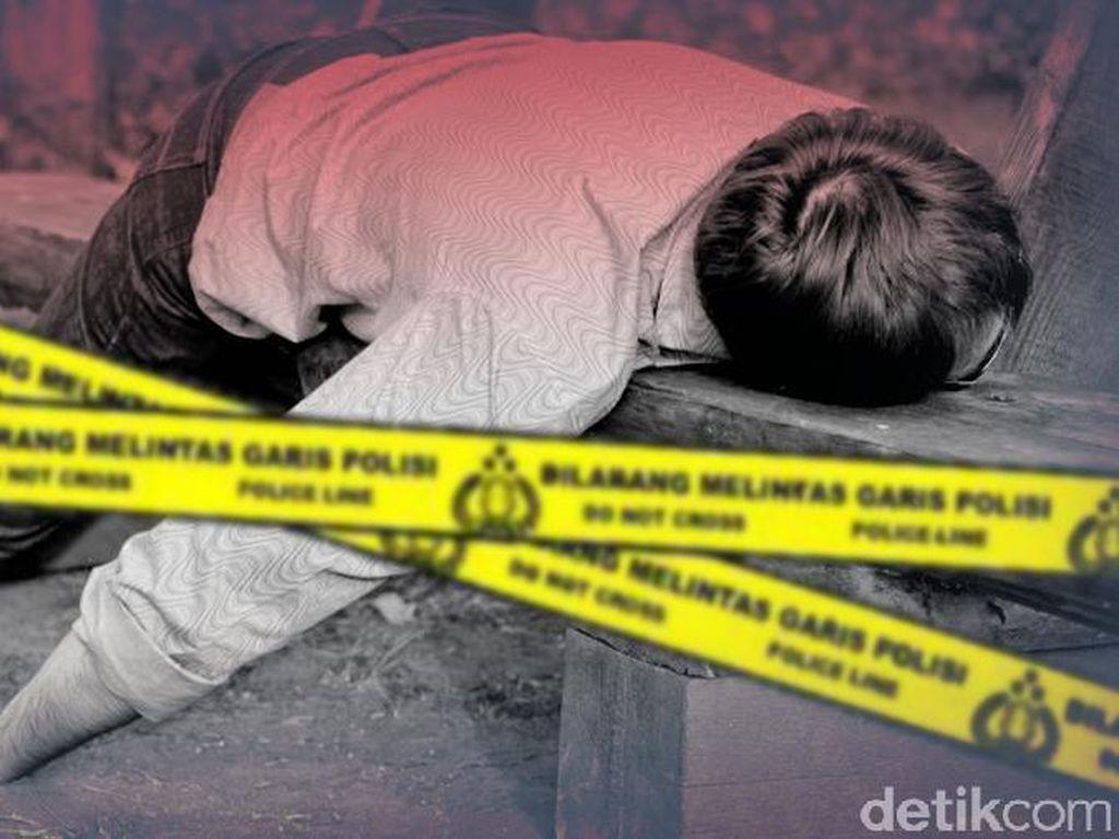 Pria Tanpa Identitas Ditemukan Tewas di Kali Pesanggrahan Sawangan Depok
