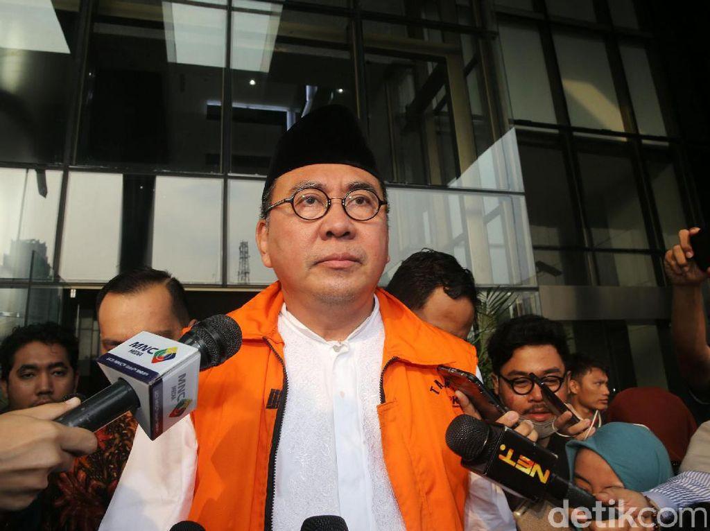 KPK Eksekusi Eks Gubernur Bengkulu dan Istrinya ke Lapas