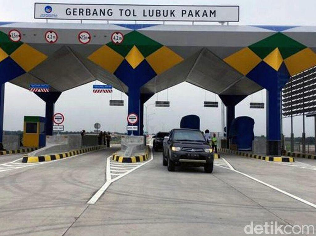 Ini Tol Trans Sumatera yang Bisa Dipakai Saat Mudik 2018