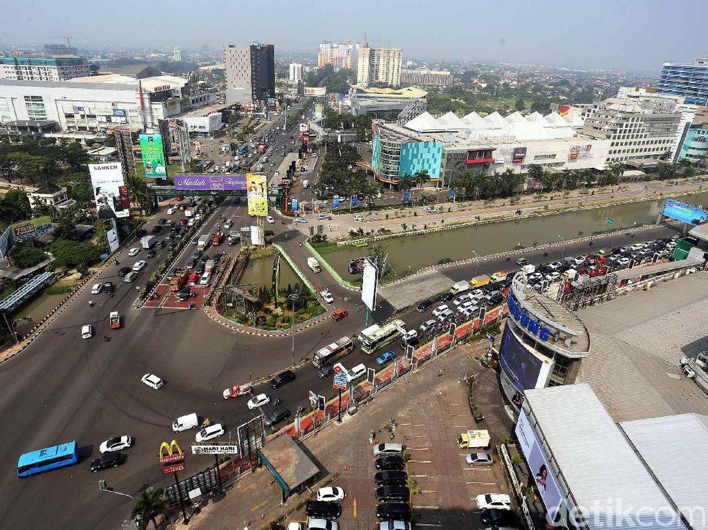 Kota Bekasi Bertabur Apartemen dan Hotel