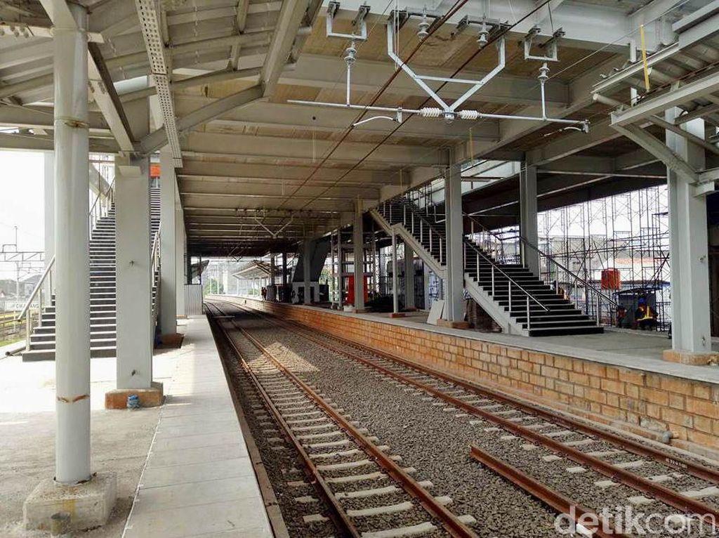 Siap-siap, Rusun Nempel Stasiun Rawa Buntu Segera Dibangun
