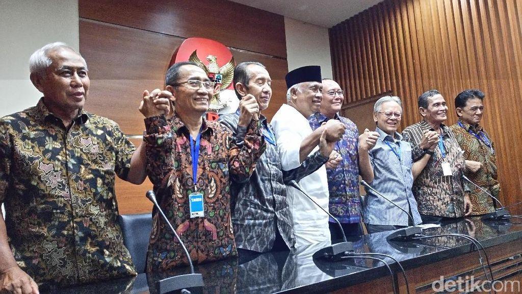 Eks Pimpinan Umpamakan KPK sebagai Pemain Bola Asing