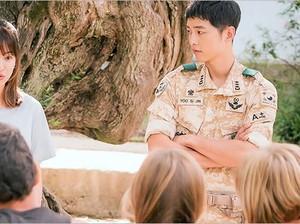 Berwajah <i>Baby Face</i>, Ini Rahasia Awet Muda Song Joong Ki dan Song Hye Kyo (2)