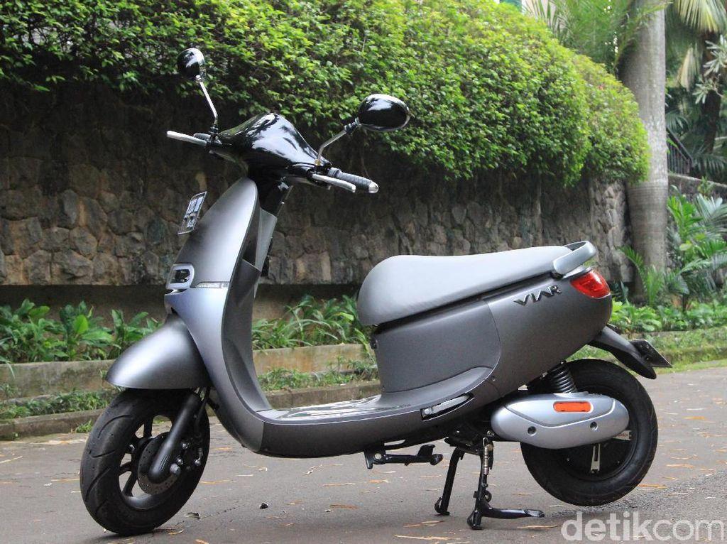 Juni 2017, Mulai Dijualnya Motor Listrik di Indonesia
