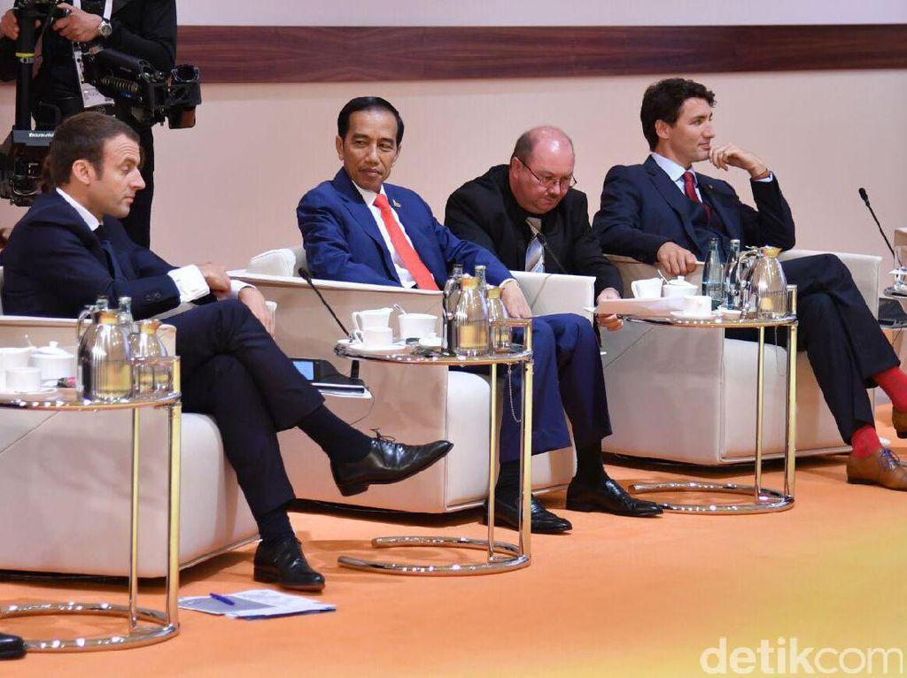 Di KTT G-20 Jokowi Bicara Program Tax Amnesty di RI