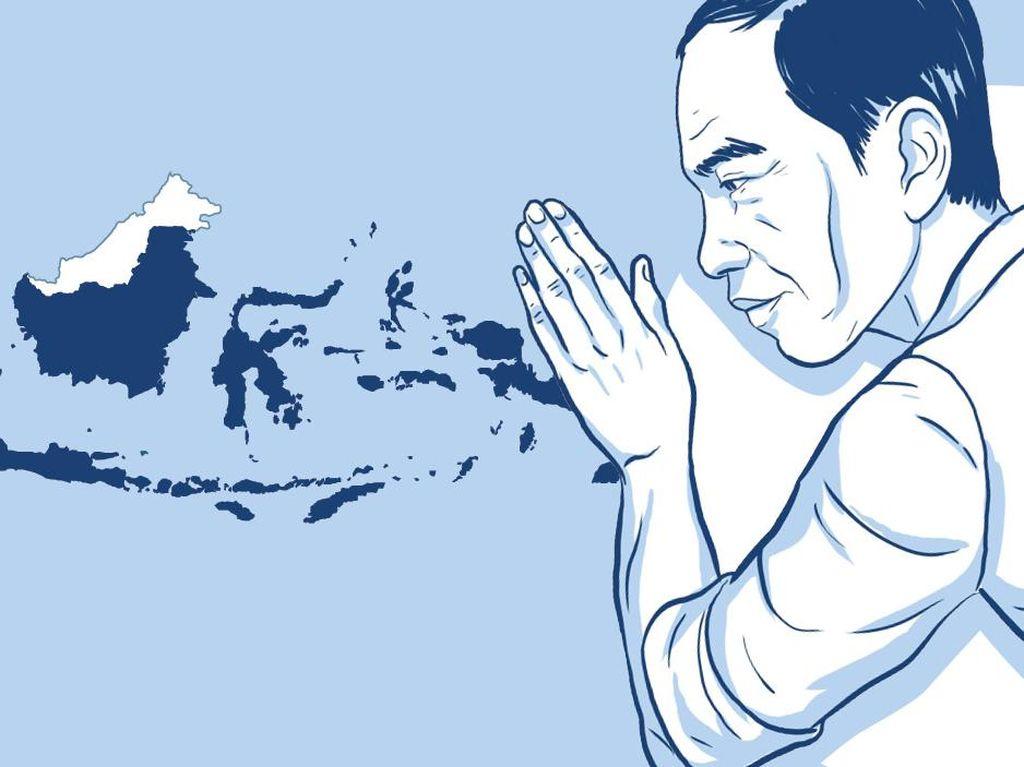 Jokowi Coret 14 Proyek Strategis Nasional Senilai Rp 264 T