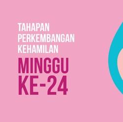 Tahapan Perkembangan Kehamilan: Minggu ke-25