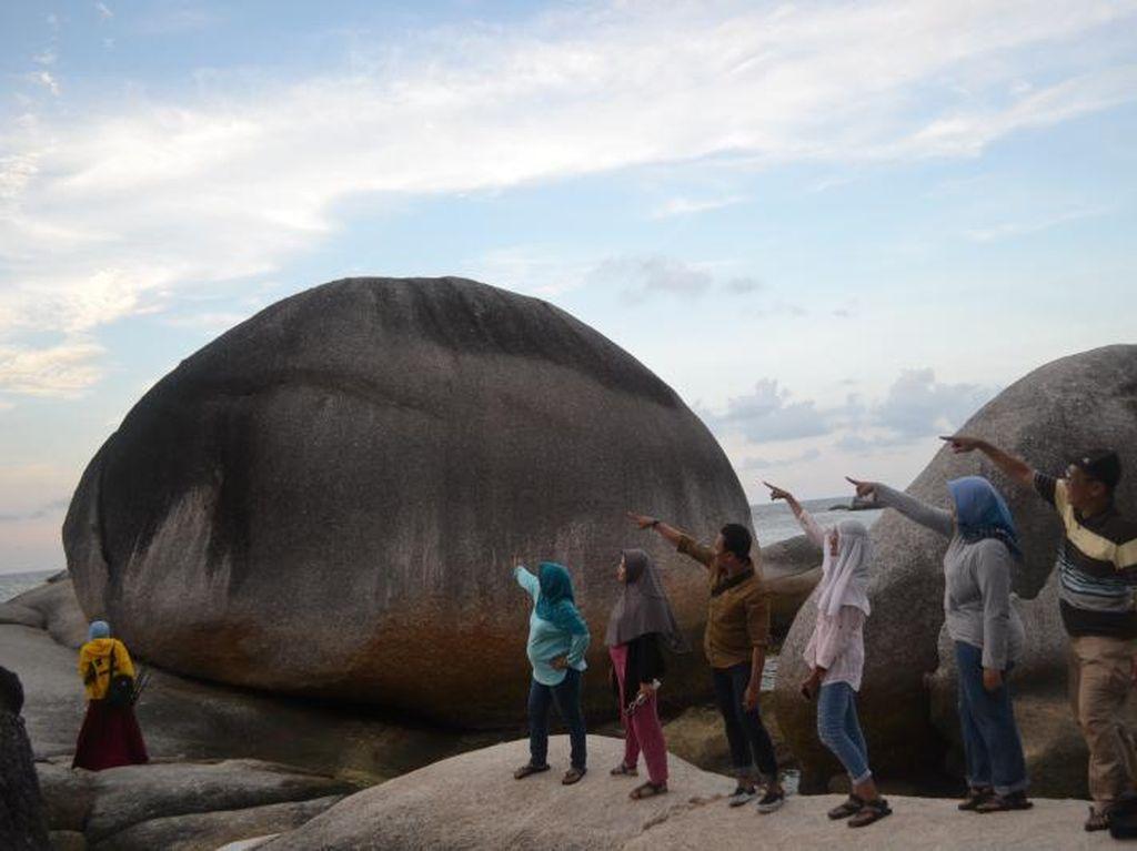 Mau ke Belitung, Ini Daftar Destinasi Ciamiknya