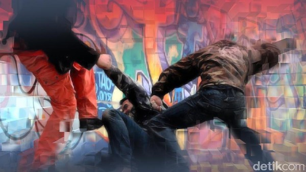 Ilustrasi penganiayaan (dok detikcom)