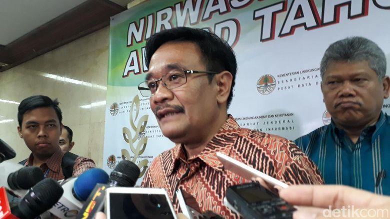Djarot Pamer Kebijakan Lingkungan DKI di Depan Para Kepala Daerah