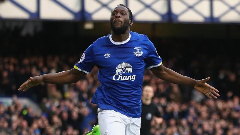MU-Everton Resmi Sepakati Transfer Lukaku