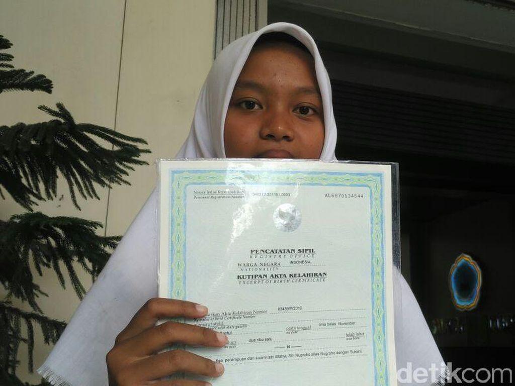 Siswi N, Sering Tak Dipercaya hingga Bikin Sekolah Sulit Daftar UNBK