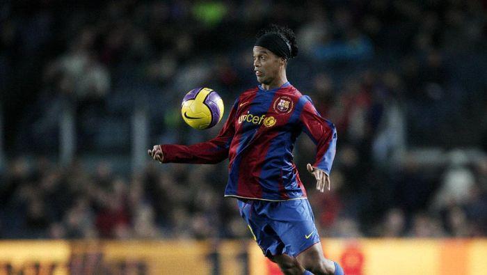 Ronaldinho. (Foto: Jasper Juinen/Getty Images)