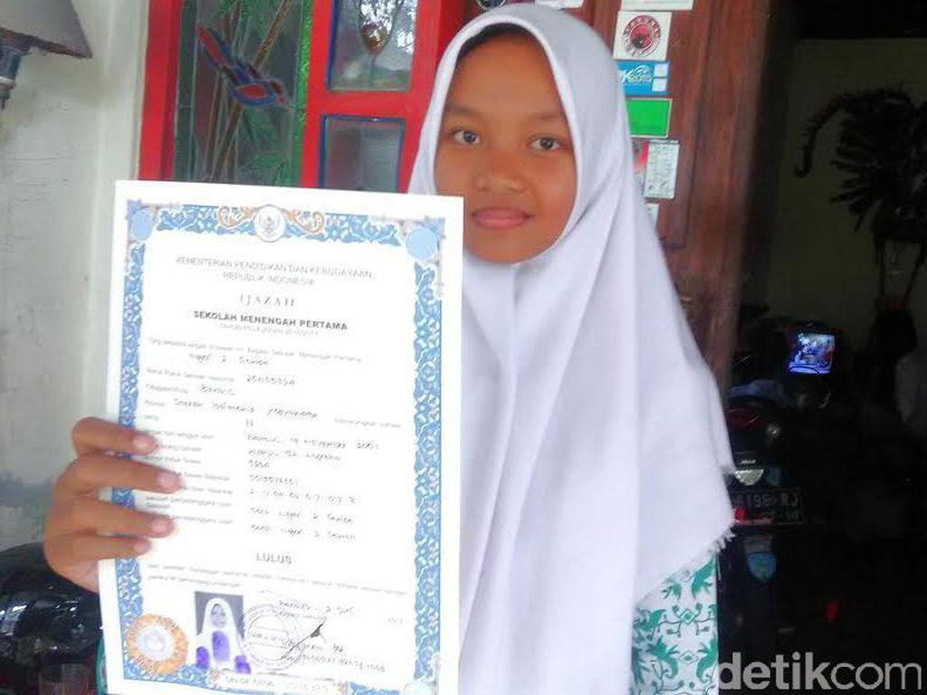 Siswi Bernama N asal Bantul Juga Sempat Bikin Bingung Petugas BPS