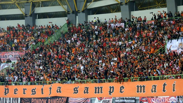 Persib vs Persija, Polisi Imbau The Jak Tak Datang ke Bandung