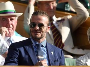 Dituding Pakai Botox, Ini Kata David Beckham