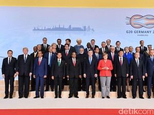Negara G20 Bersumpah Perangi Pendanaan Terorisme Global