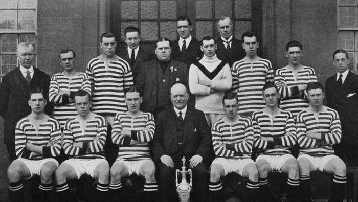 Queens Park FC, klub tertua di Liga Skotlandia (Foto: google.com)