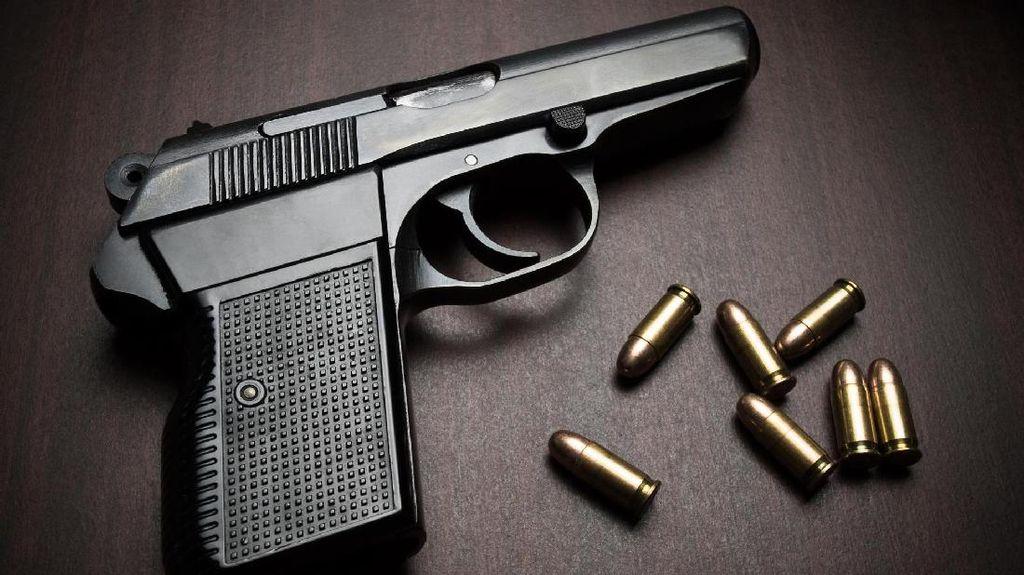 2 Gembong Perampok Berpistol Ditembak Mati Polisi