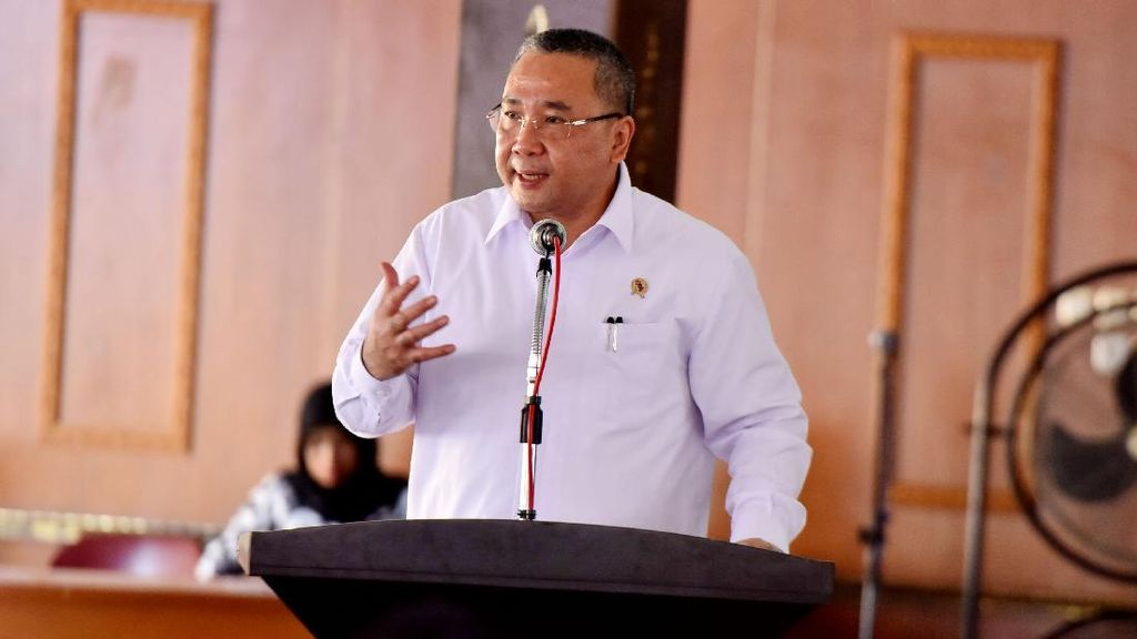 Kemendes PDTT Janjikan Dana Tambahan Rp 800 Juta