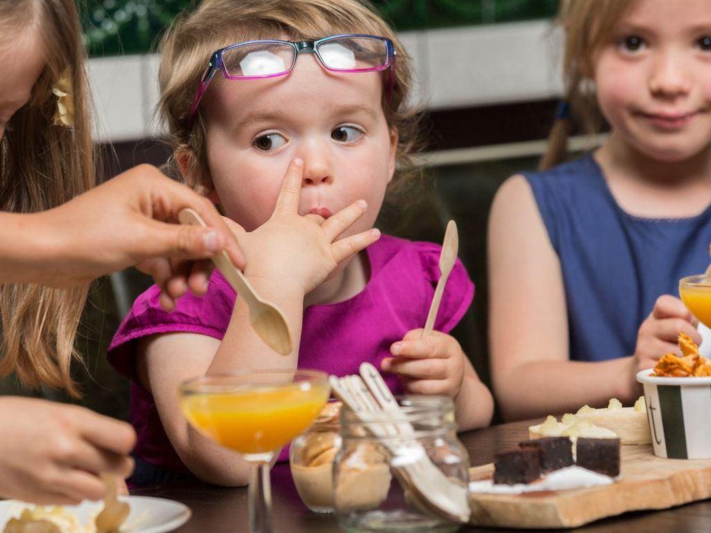Hadapi Anak Rewel Makan, Restoran Ini Punya Solusi Unik