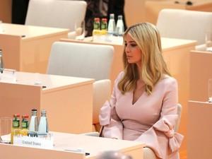 Bela Ivanka Soal Kursi di KTT G20, Trump Sindir Chelsea Clinton