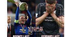 Deretan Meme Rooney Pulang Kampung